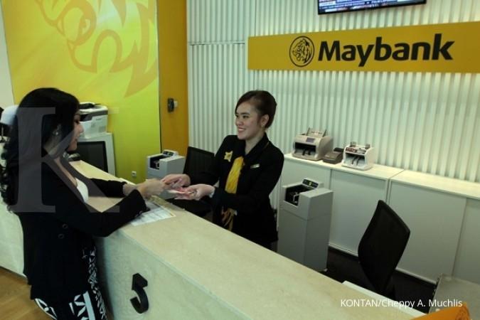 BNII Maybank Indonesia targetkan kredit tumbuh 10% hingga 11% di tahun ini