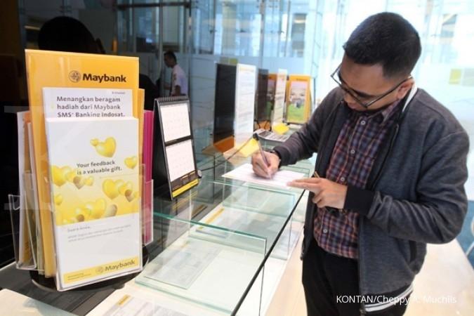 Laba Maybank Indonesia naik 10,4% di Q1