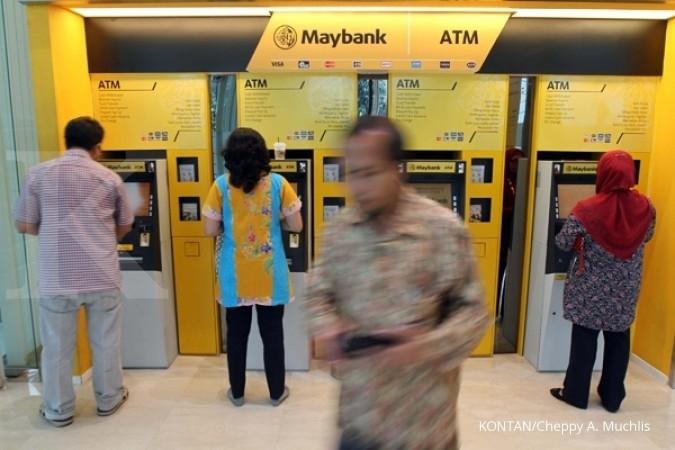 Laba Maybank Indonesia naik 7,69%