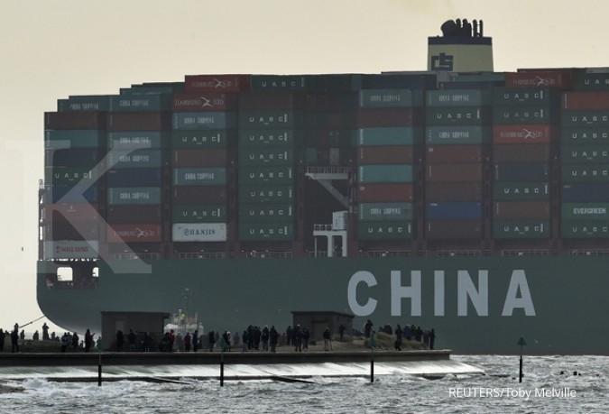 Rapor industri dan ritel China awal tahun biru