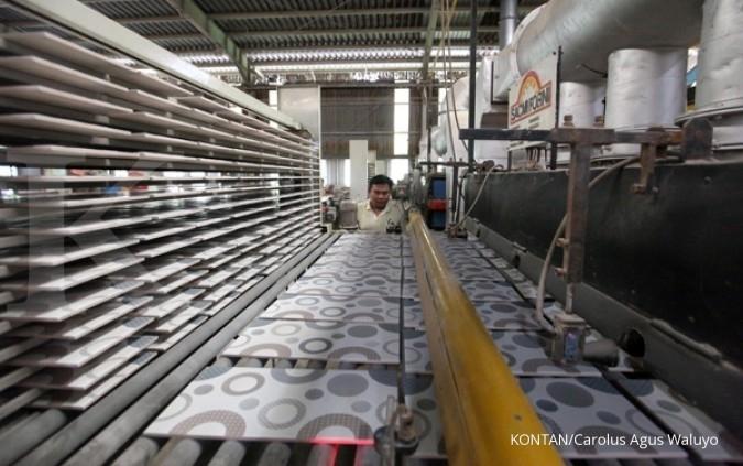 Pintu masuk impor tekstil & keramik akan dibatasi