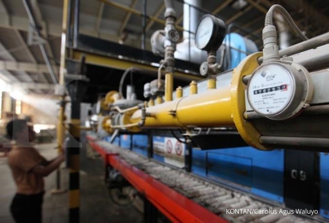 Strategi Aneka Gas Industri (AGII) memoles kinerja hingga tutup tahun