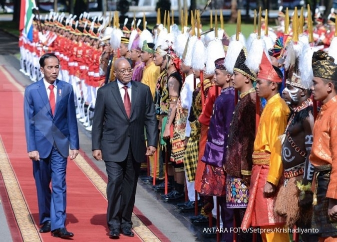 Indonesia wants better trade with South Africa