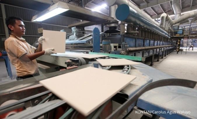 Asri Pancawarna bidik penjualan ubin granit naik hingga 30% di tahun ini