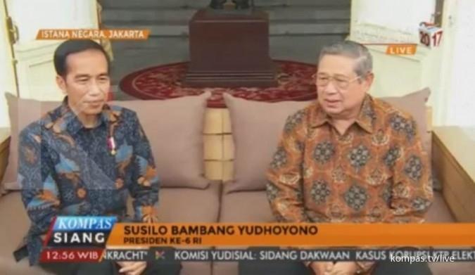 SBY selamati Jokowi berhasil di KTT IORA