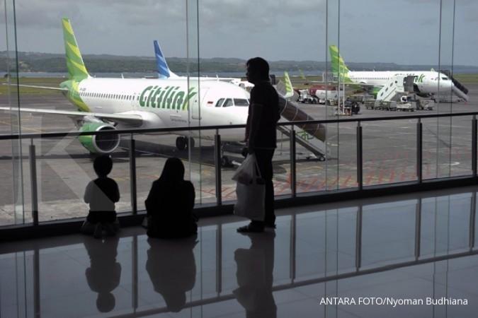 Penerbangan Bali ke luar negeri naik 5,43 %