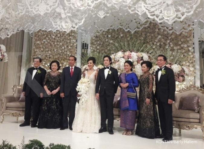 Satu kenduri, empat presiden, dan Madam Ho