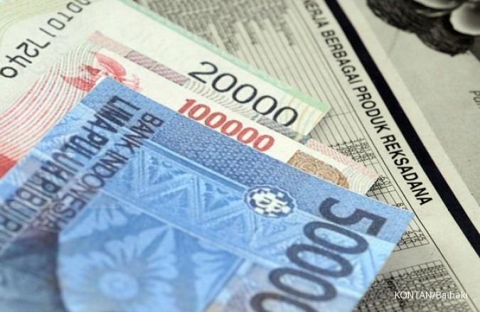 Dana kelolaan reksadana pasar uang melonjak 100%