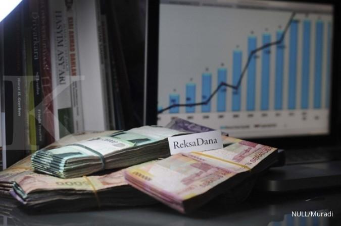 Dana kelolaan reksadana pasar uang meroket