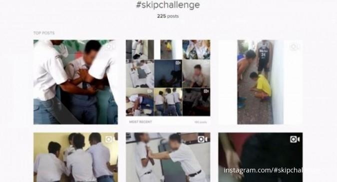 Kenapa skip challenge bisa bikin pingsan & kejang?