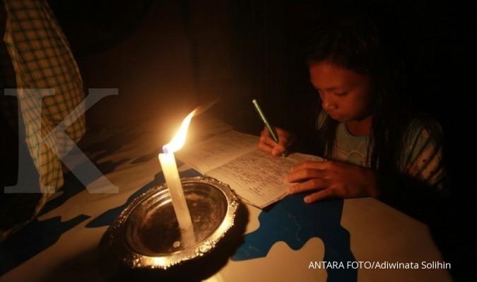 Masih 121 desa di Jambi belum teraliri listrik