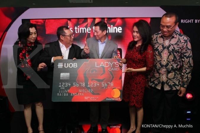 UOB Indonesia bidik kartu kredit tumbuh 20%