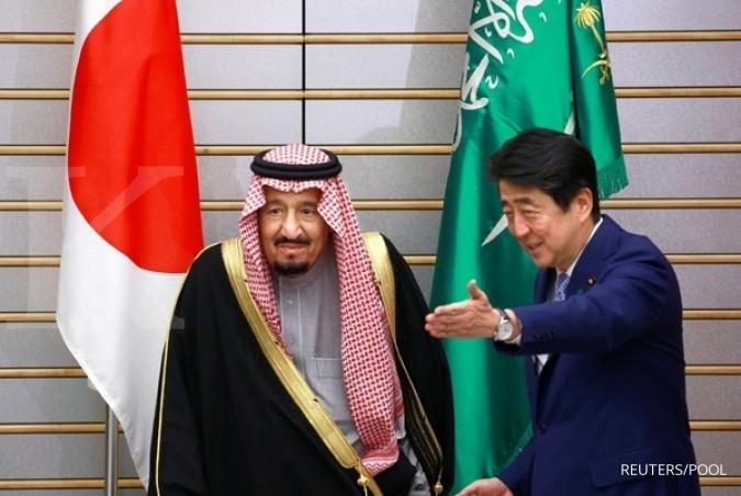 Raja Salman pertimbangkan jual Aramco di Tokyo