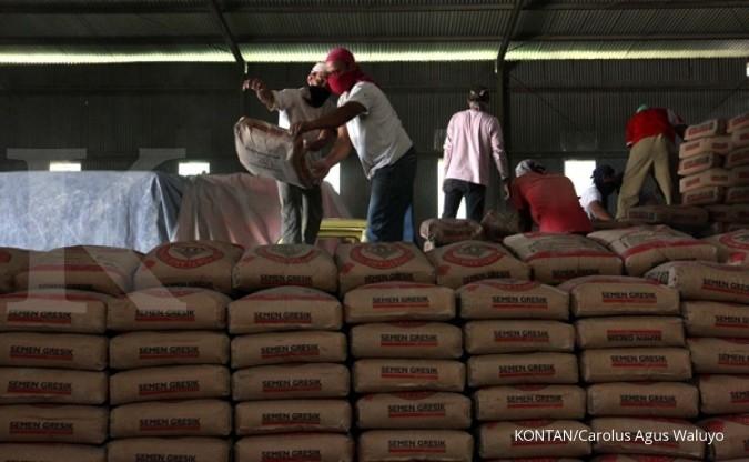 Penjualan semen SMGR diyakini bakal terus tumbuh