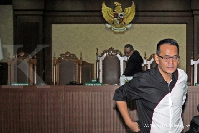 Fahmi Darmansyah tak tahu bos Bakamla minta fee