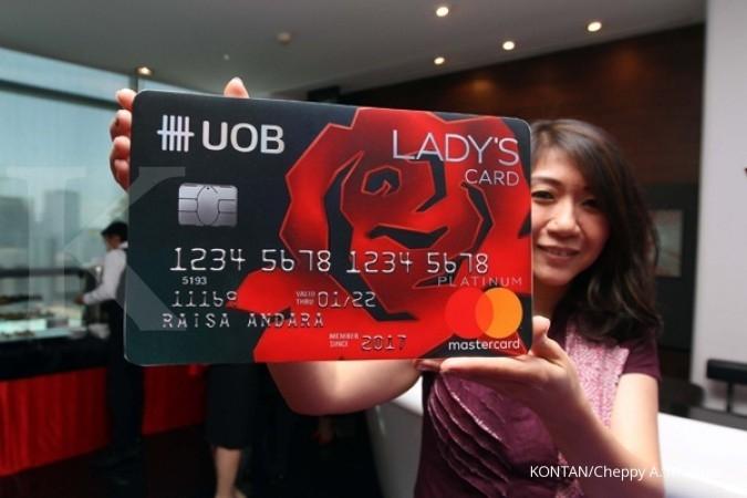UOB bidik 500.000 kartu kredit di 2018