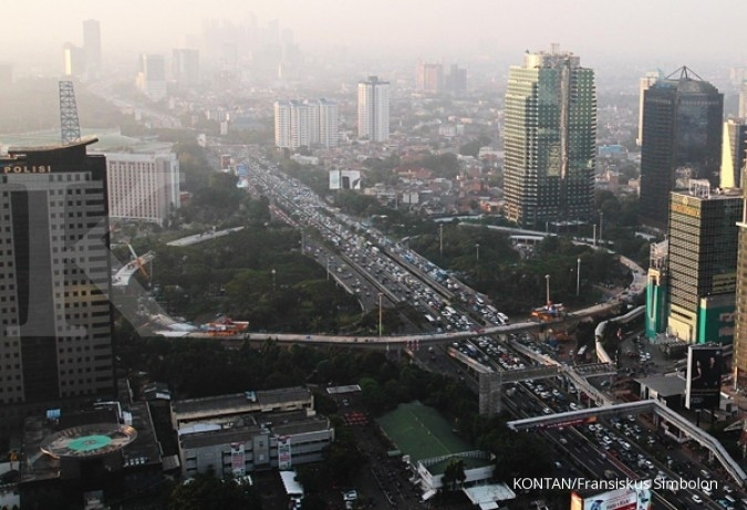 Simpang Susun Semanggi bisa kurangi kemacetan 30%