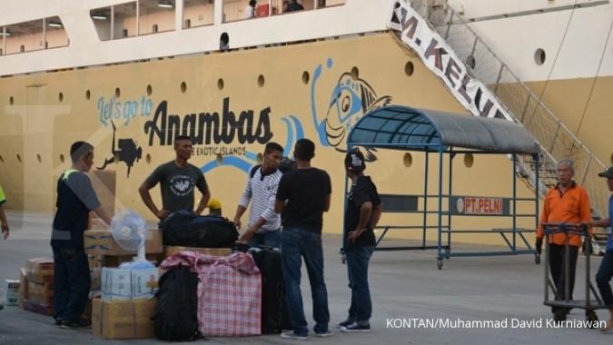 Pelindo III bangun terminal penumpang di Sampit