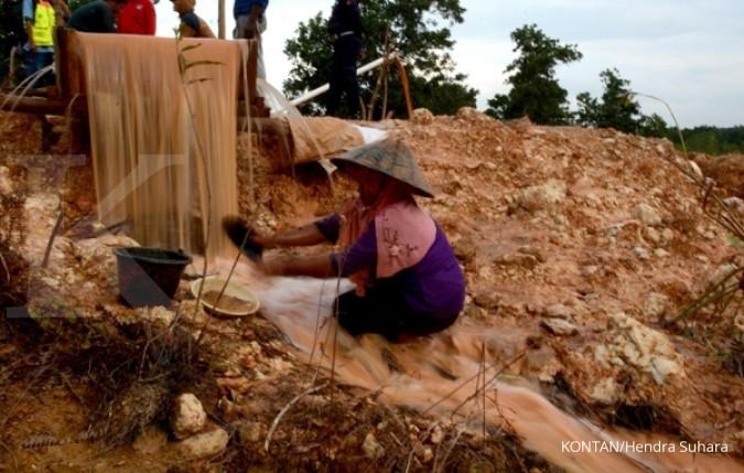 Larangan ekspor tanah jarang masih dipertanyakan