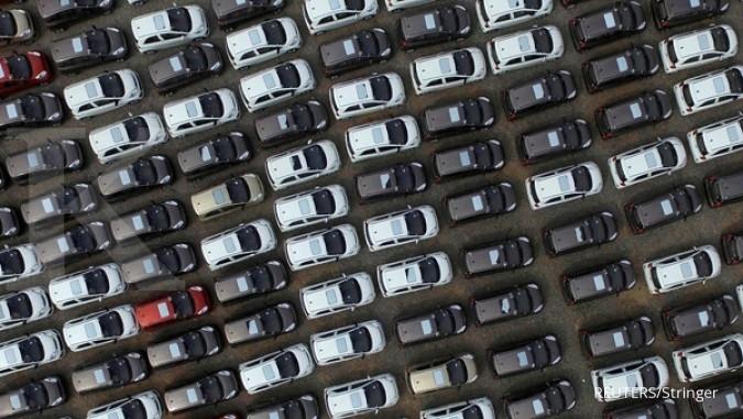 Dua bulan, penjualan mobil wholesales naik 5%