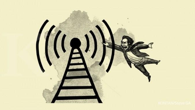Lelang 2,3 Ghz, negara raih Rp 3 T dari Telkomsel