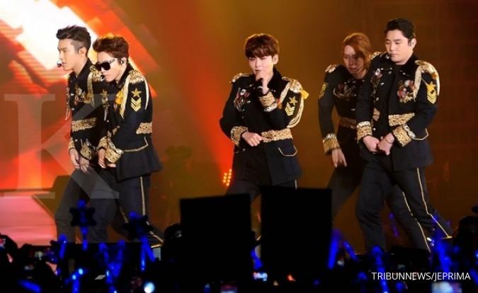 Agensi K-pop segera beroperasi di Indonesia