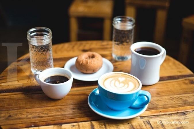 Minum kopi jadi ingin BAB? Ini dia sebabnya