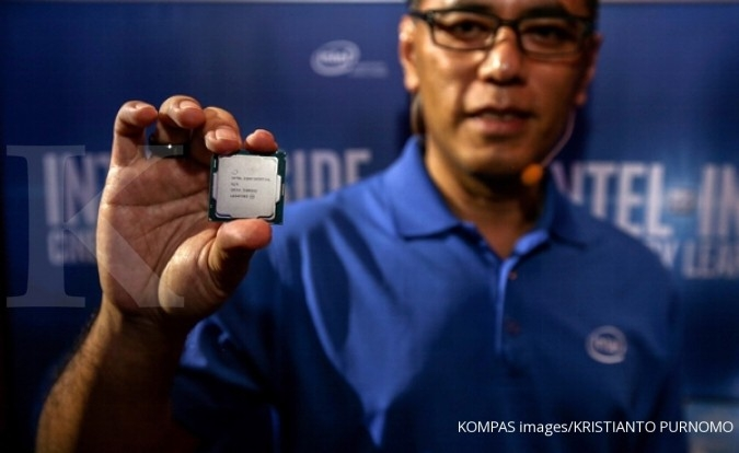 Intel luncurkan prosesor Intel Core Generasi ke-7
