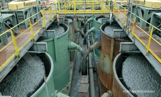 Renuka Coalindo (SQMI) Geber Pembangunan Smelter Emas