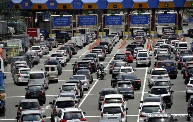 Long weekend, 90.000 kendaraan tinggalkan Jakarta