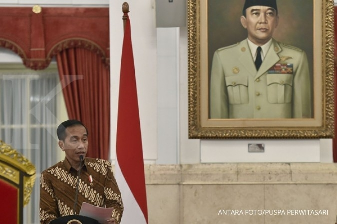 Jokowi wants Indonesia in 40th place on EODB rank