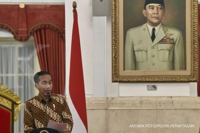 Jokowi rilis kebijakan pemerataan ekonomi di Solo