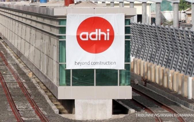 Rights issue jumbo, Adhi Karya (ADHI) ingin mengubah profil utang