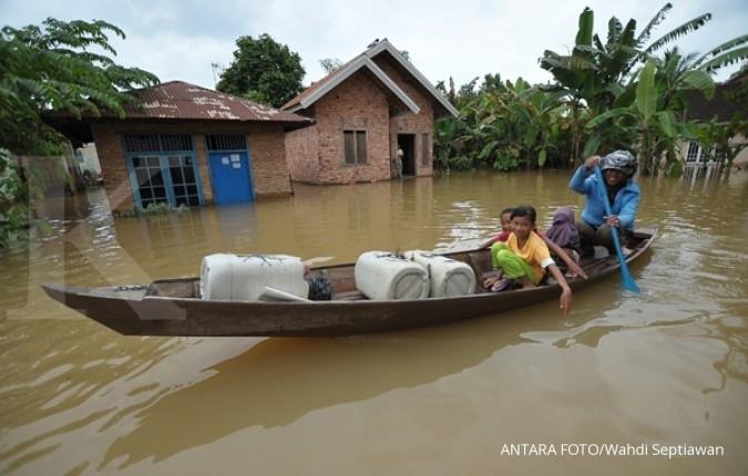 TBIG bantu korban banjir Lampung