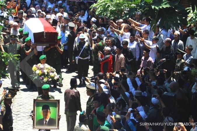 Jenazah Hasyim diserahkan keluarga ke pemerintah