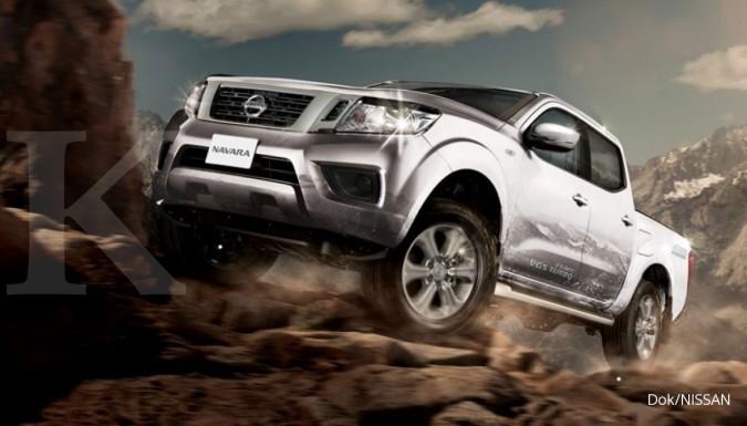 Nissan Navara jadi SUV favorit di Asia dan Oceania