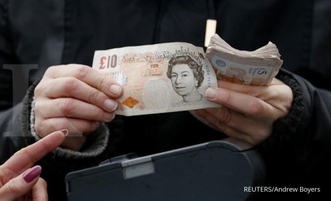 Keunggulan GBP di depan USD tidak bertahan lama