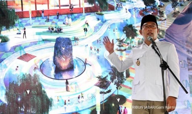 Ridwan Kamil janji selesaikan 20 proyek impiannya