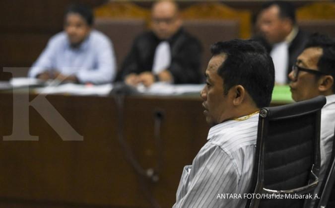 Ipar jokowi mengakui bantu Rajamohanan