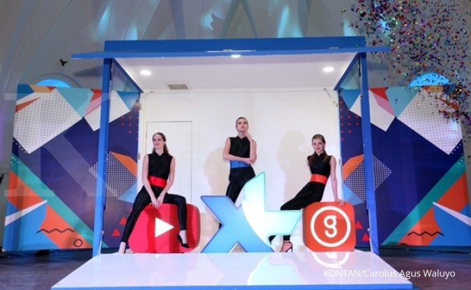 XL tawarkan bonus tanpa kuota nonton YouTube