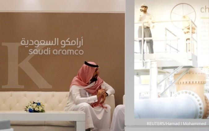 Saudi gunting pajak Aramco jadi hanya 50%