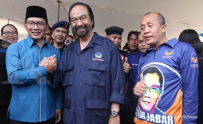 Ridwan Kamil jawab tudingan durhaka pada Prabowo