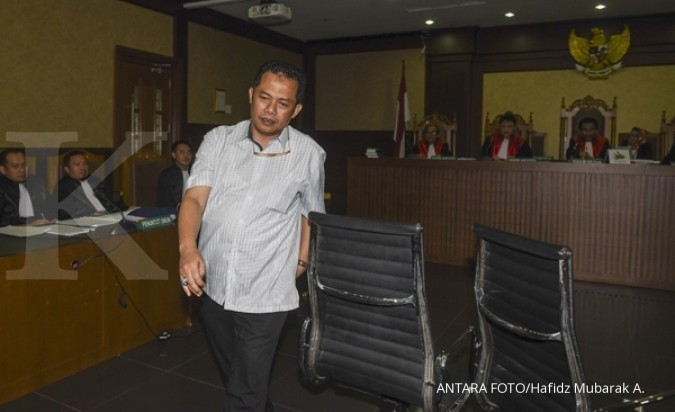 Ipar Jokowi bantah terima uang di kasus suap pajak