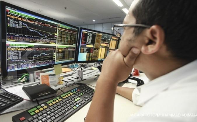 Pasar obligasi melaju berkat rupiah menguat