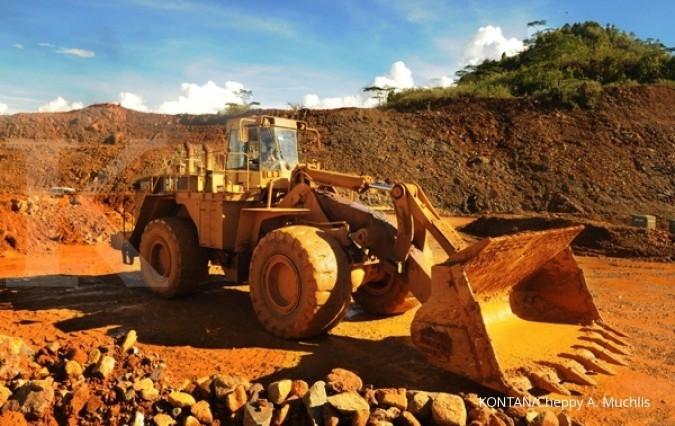 Harga nikel rebound ke US$ 9.287 per metrik ton