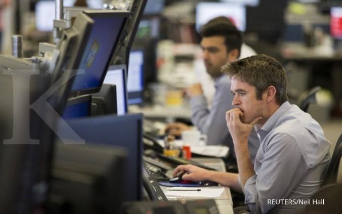 Bursa Eropa dibuka mixed