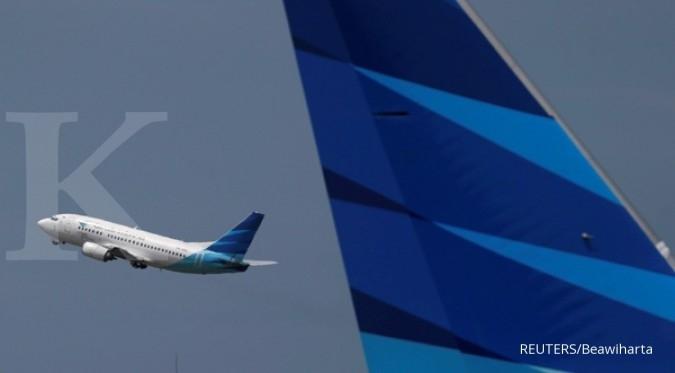 Garuda layani rute Ambon-Sorong setiap hari