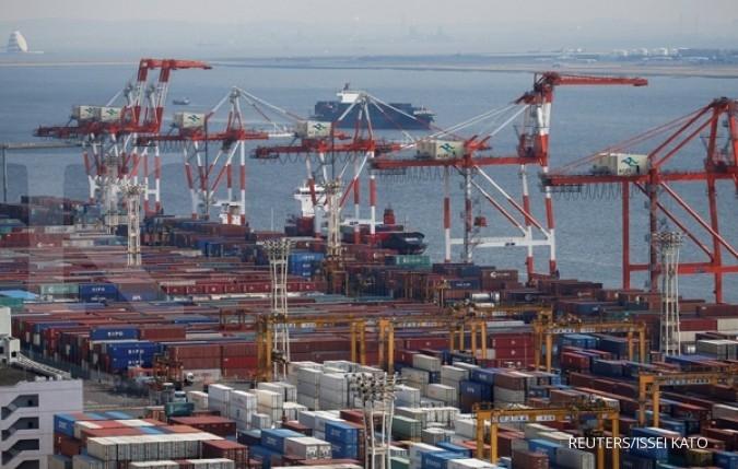 Ekspor Jepang naik, surplus perdagangan US$ 4,33 M
