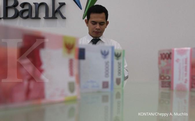 Tax amnesty kelar, aliran dana ke bank mulai seret