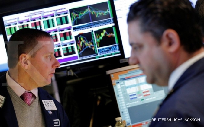 Bursa AS diwarnai kecemasan kebijakan Trump